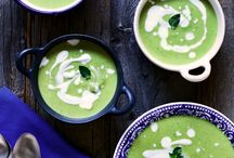 Soups n' Salads / Rule the appetizer course with these recipes for delicious soups and salads for all tastes.