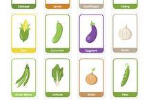 Legume si fructe gradinita