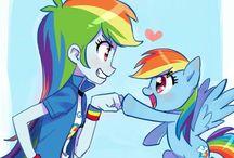 my little pony eg