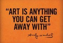 Andy Warhol presentation / my homework