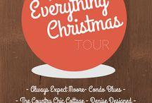Christmas-Home Tours