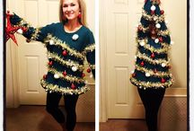 11 Ugly Christmas Sweaters / by B105.7
