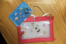 Preschool crafts  / by Rebecca Emery