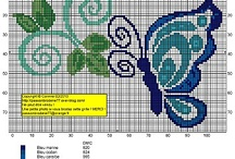 Embroidery - Butterflies Patterns
