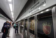 Muoversi a Roma e #MetroC. Ovvero #mainagioia / Notizie sul trasporto pubblico e la mobilità di Roma. Una impresa eropica