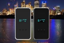 box mod ecigs SMY50TC / 2015 latest smy temp control box mod SMY50TC temperature control has six protection Over-temperature protection, anti-reverse polarity protection, short circuit protection, temperature protection, low voltage protection, overtime protection and LED Display Screen is HD.