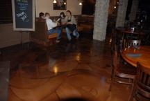 Restaurant Floors and Industrial Floors