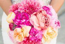 bouquet inspiration / creative color combos + unique textures = bouquet inspiration
