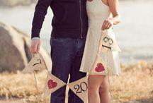 Ideias de fotos para o Pré-Wedding.