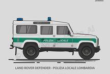 Police Cars Brochures