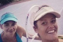 tennis makes me happy