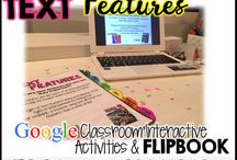Go Digital: Google Classroom / Digitize your classroom with interactive digital resources.