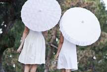Pamela's Parasols in Wedding Magazines / thanks for all the <3!!
