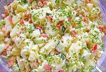 Kartoffelsalat leicht