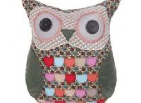 OWLS / Owl home accessories