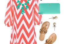 Lots of chevron / by Amanda Waters