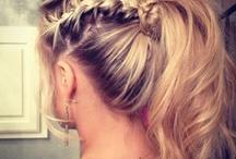 hair ideas / by Erin Ogden