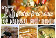 Soups - polévky