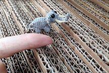 Tiny elephant crochet / https://m.youtube.com/channel/UCMq9r5fd2d1lUrtbAfZJ6sA/videos Www.etsy.com/shop/asiashopgifts  Www.facebook.com/asiashopgifts  www.pinterest.com/asiashopgifts www.instagram.com/asiashopgifts https://plus.google.com/+TrâmVũVươngMai
