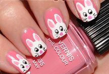 Easter Nail Designs