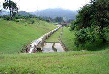Planta de tratamiento de aguas residuales Bello