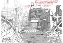 background drawing tips