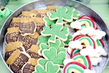 St Patrick's Day - Biscuits