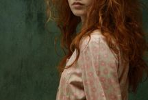 Character Inspiration F - Redheads