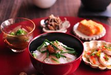 Japanese Cuisine 日本料理 / 私は日本料理が好きです。日本料理は美しくて、美味しくて、新鮮でしょう。貴方は日本料理を食べた事がありますか。^^