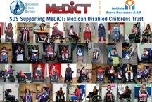 Charity Work and Community Projects / Specialised Orthotic Services are proud to support MEDiCT.  The Mexican Disabled Childrens Trust.  We are currently supporting the Uganda project at Chellaston School near Derby. Visit our website for more information.
