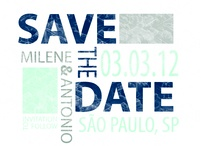 SAVE THE DATE - LA BOUTIQUE PAPETERIE