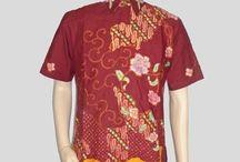 Kemeja Batik Tulis [1199] Full Furing