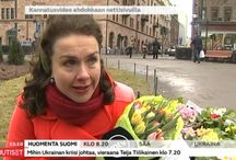 Vaalikiertue ja tapahtumat / Kuvia Lisan vaalikiertueelta ja tapahtumista ympäri Suomen.