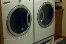 Laundry room / by Danielle Wright