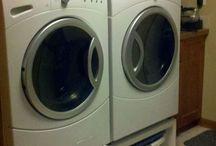 Laundry Room / by Neecie Tucker