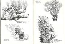 Sketch / de llibretes i mirades