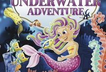 My Underwater Adventure / A unique book that will transport your child to an amazing world filled with  vibrant colors and majestic sea creatures, making her feel truly special! This 24 page professionally bound hardcover book is personalized throughout the text and illustrations, including the child's name, home country, friends and/or relatives' names, and special talents. To add a splash of fun, your child will also be able to go on an exciting treasure hunt! Perfect gift for girls ages 0-12.