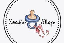 Xosi's Shop / El complemento de moda hecho a mano para tu bebé