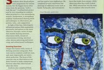 Art Lesson Plans / by Jana Newton