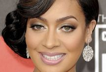 LaLa Anthony Hair Looks