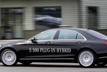 S 500 Plug-In HYBRID / The Mercedes-Benz S 500 Plug-In HYBRID