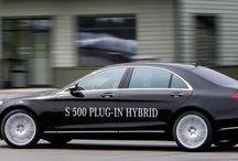 S 500 Plug-In HYBRID / The Mercedes-Benz S 500 Plug-In HYBRID