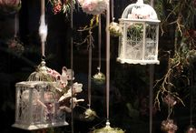 vitrina florarie