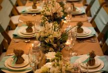 Tablescapes / by Natalie Frost