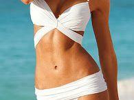 White Bikini Swimwear
