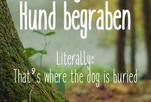german idiom