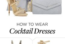 Cocktail dress/outfits