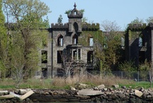 Abandoned America / I am fascinated by these places ya'll / by Lindsay Hollis