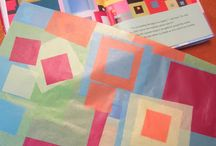 ArtEd- Josef Albers / by Donna Staten
