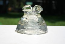 GLASS INSULATORS